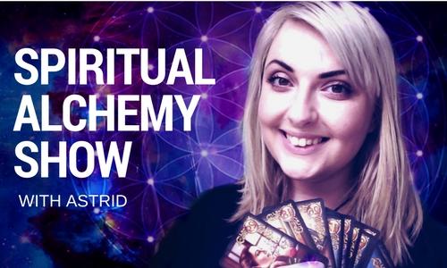 Spiritual alchemy show