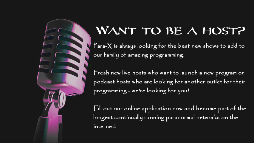 Apply to be a host